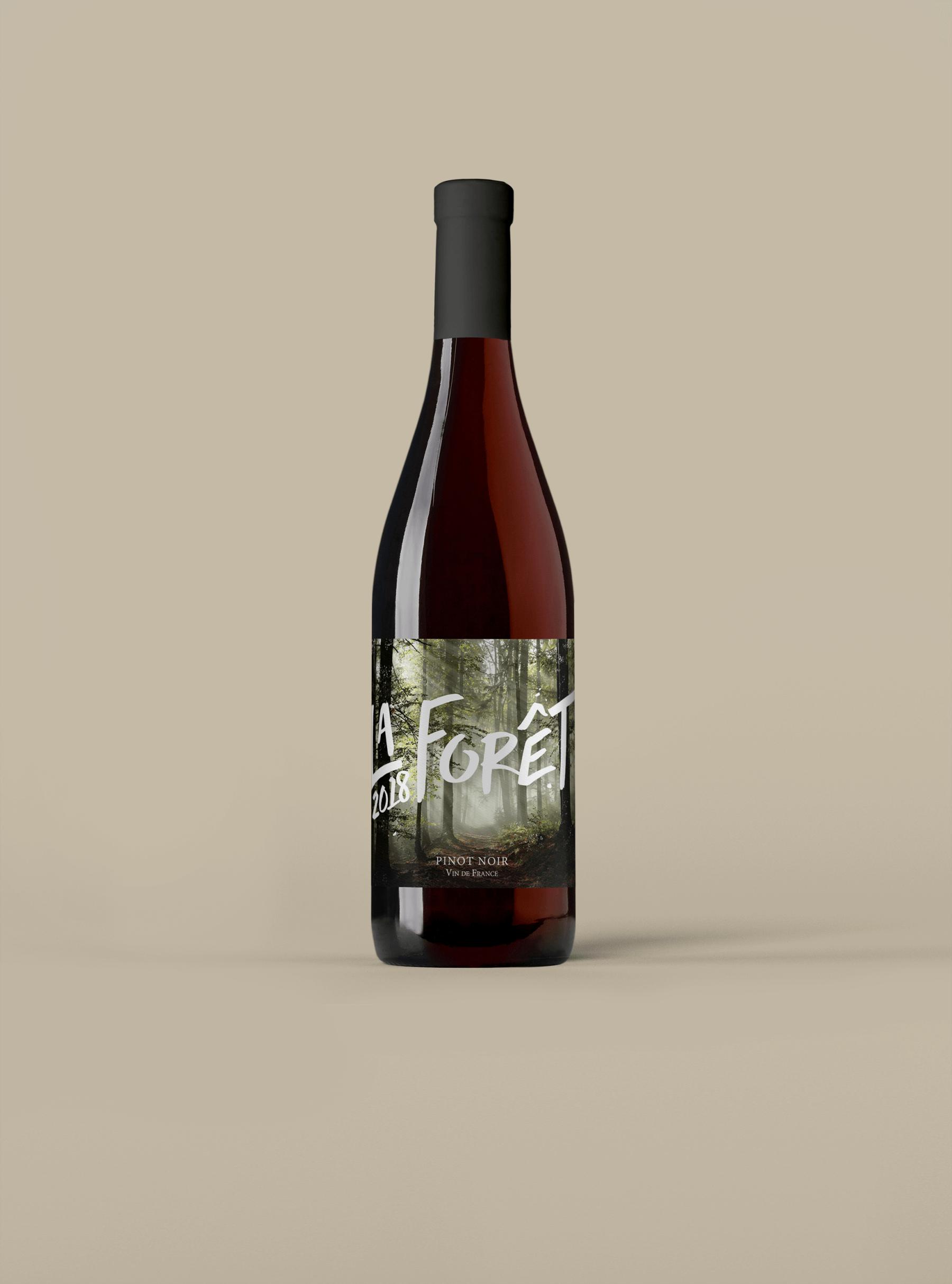 La Forêt Vin de France Pinot Noir