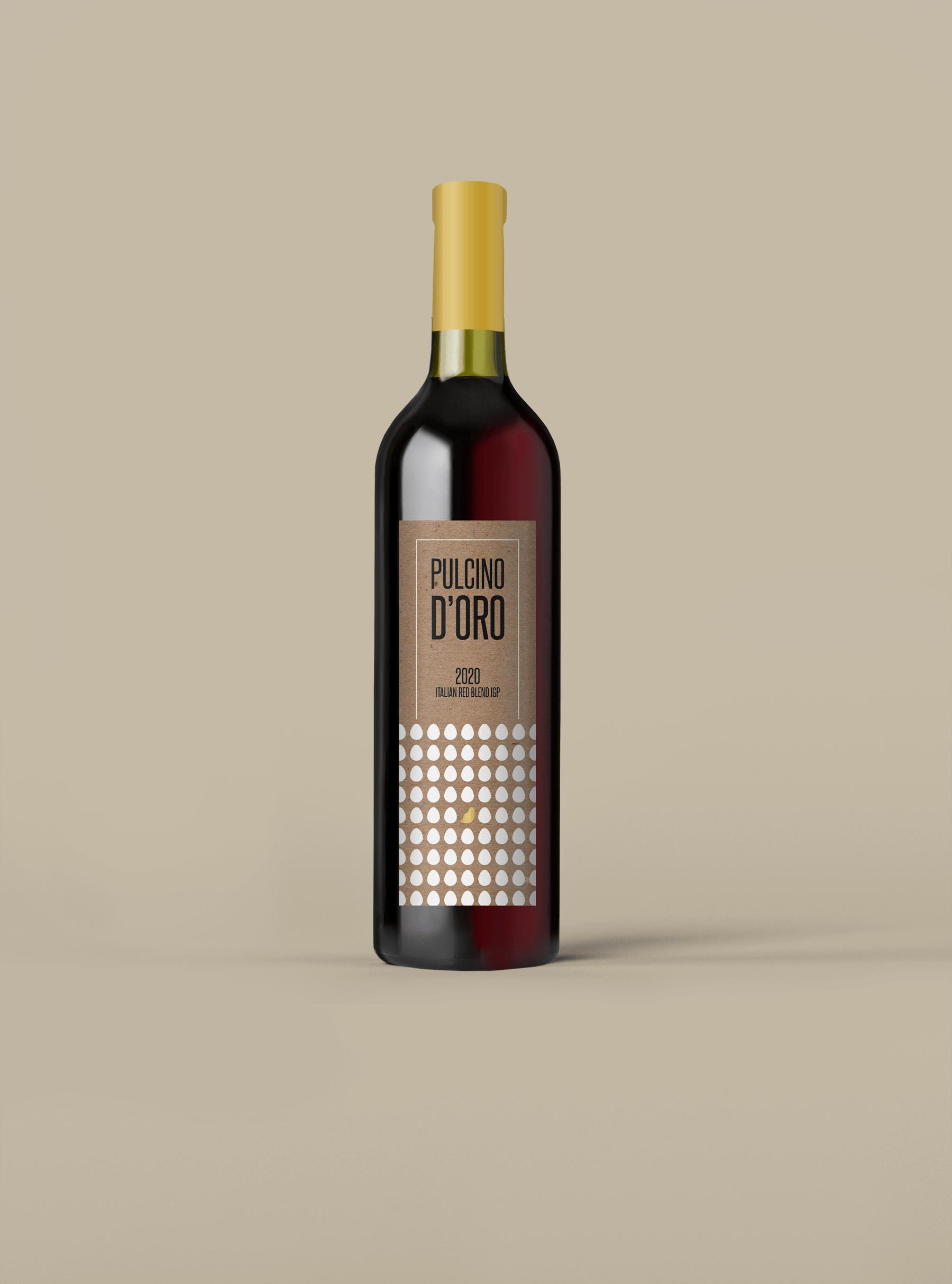 Pulcino d'Oro Terre Siciliane IGP Red Wine