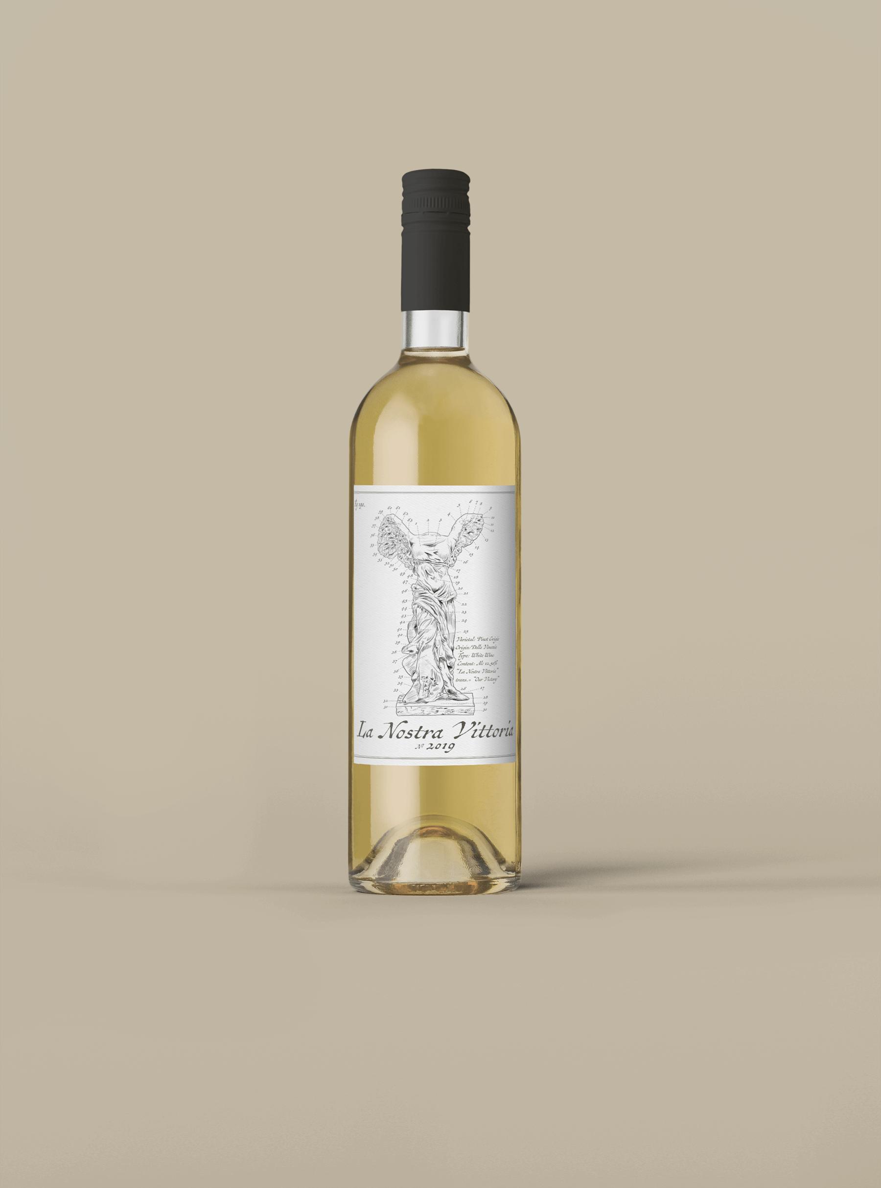 La Nostra Vittoria Delle Venezie IGT Pinot Grigio