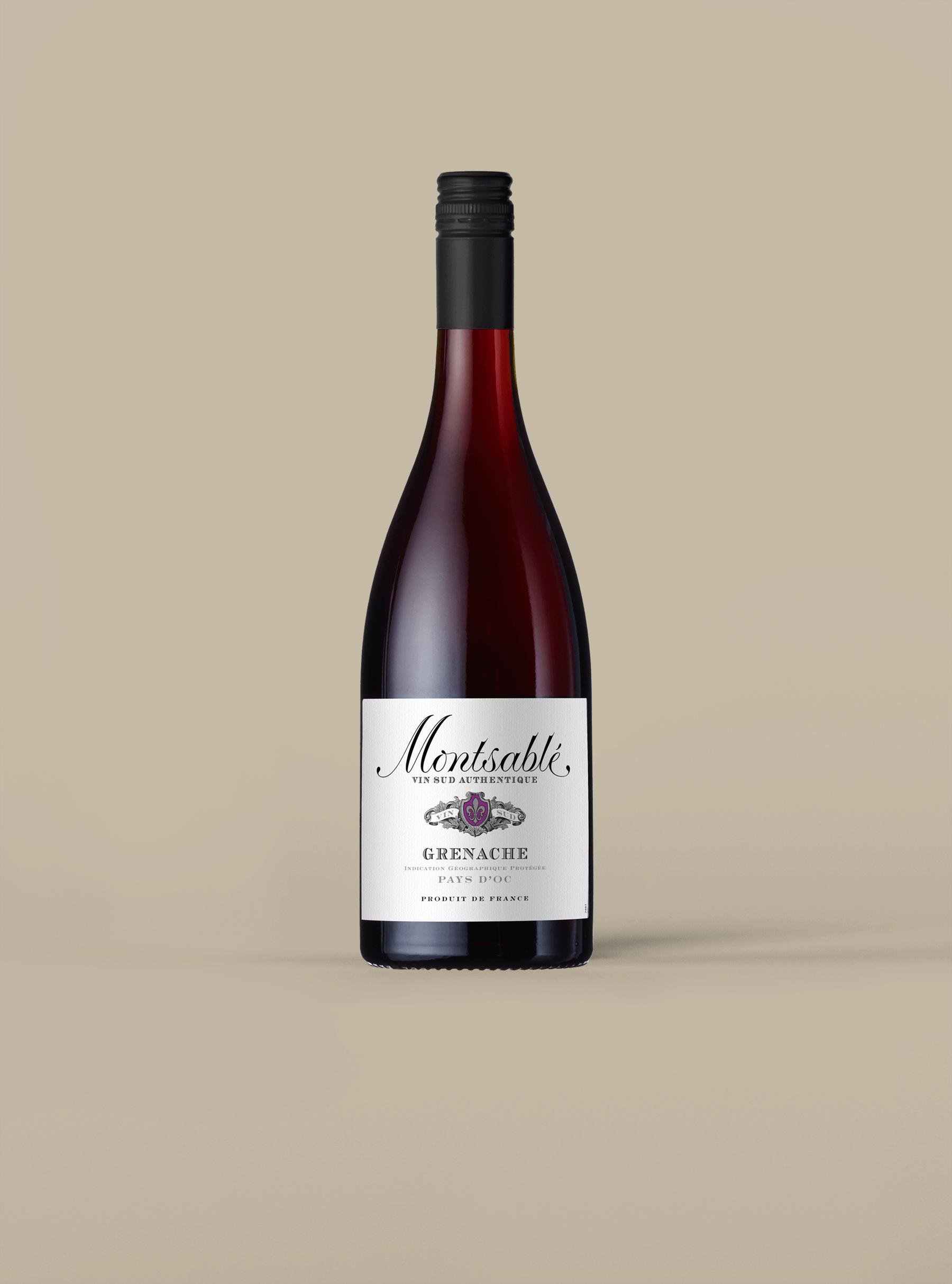 Montsable Pays d'Oc Pinot Noir