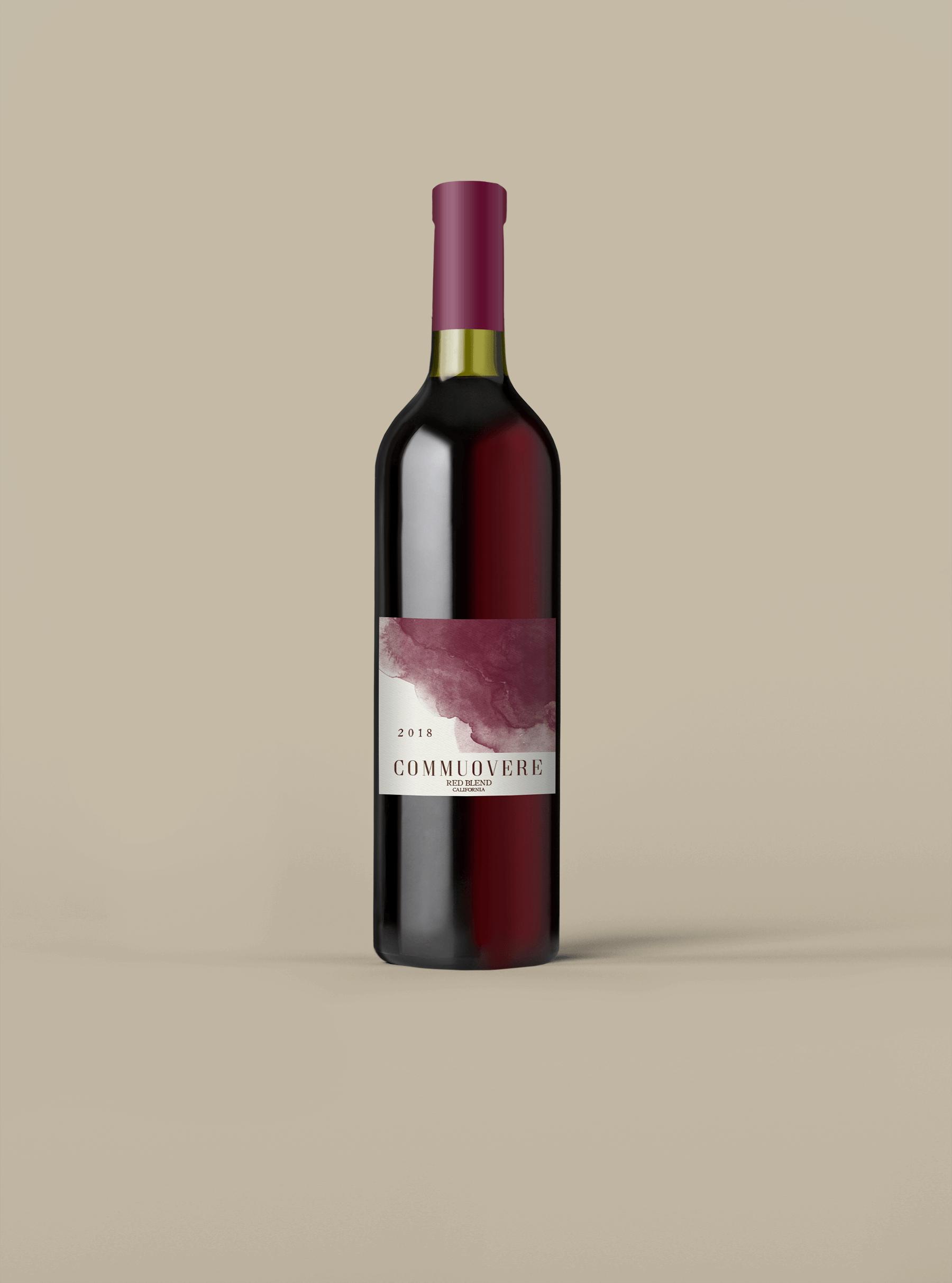 Commuovere California Red Wine Blend