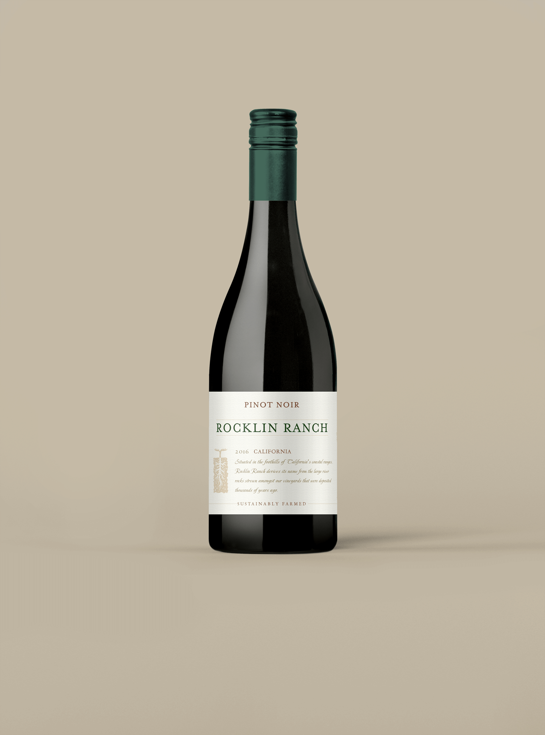 Rocklin Ranch California Pinot Noir