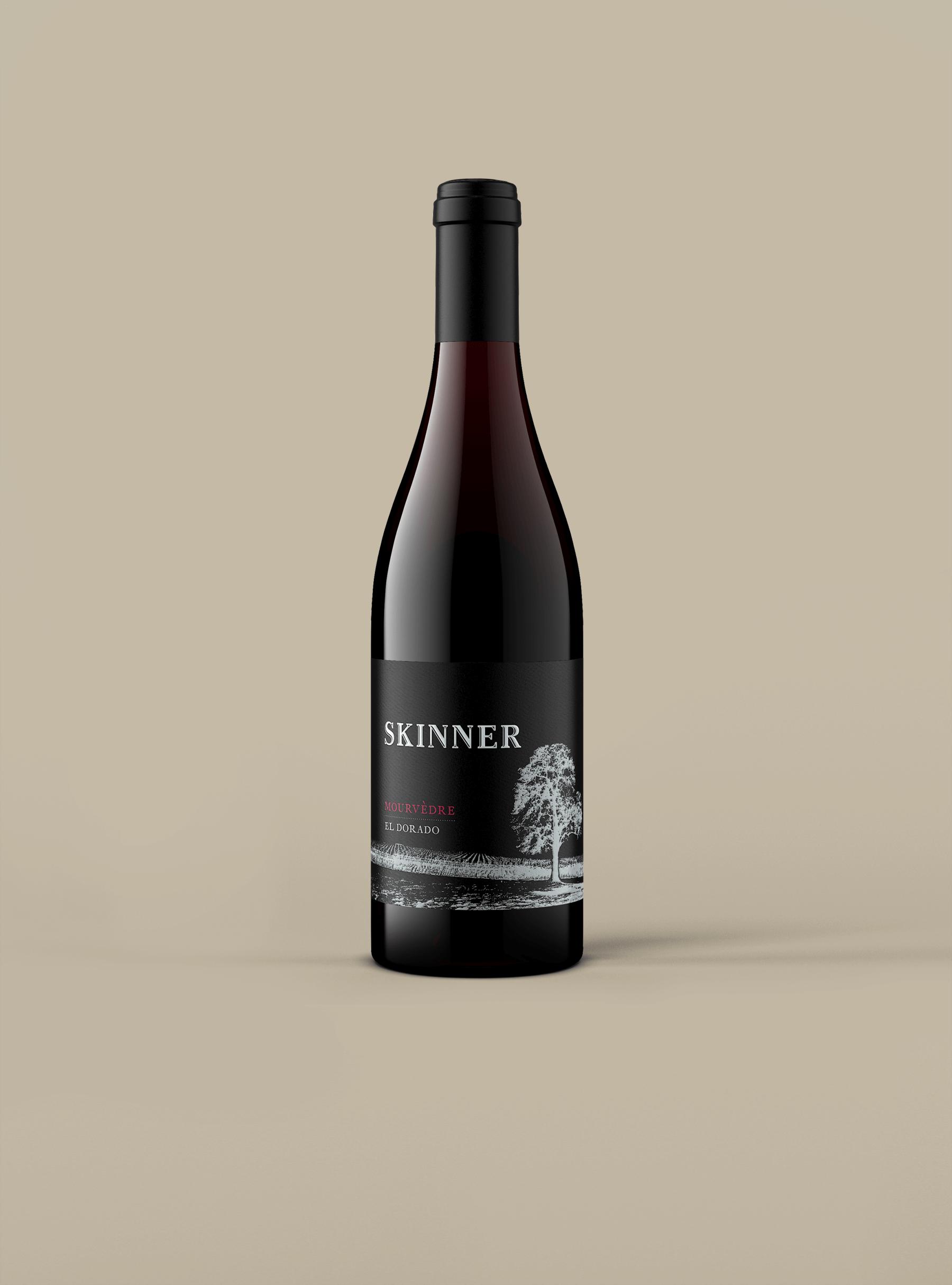 Skinner Vineyards El Dorado Mourvedre