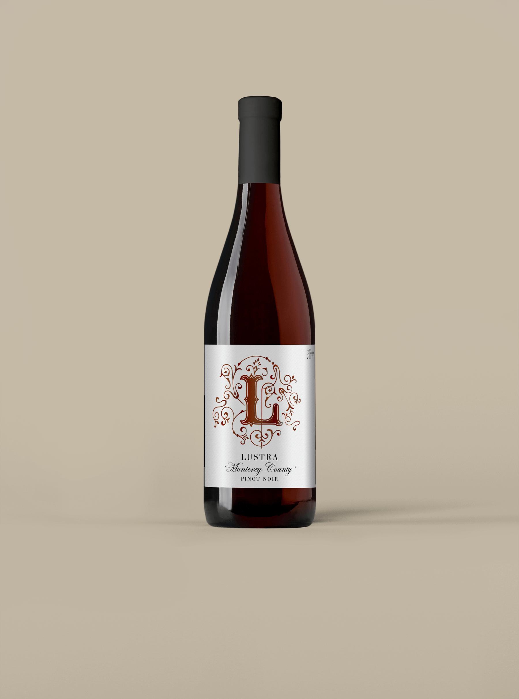 Lustra Monterey County Pinot Noir