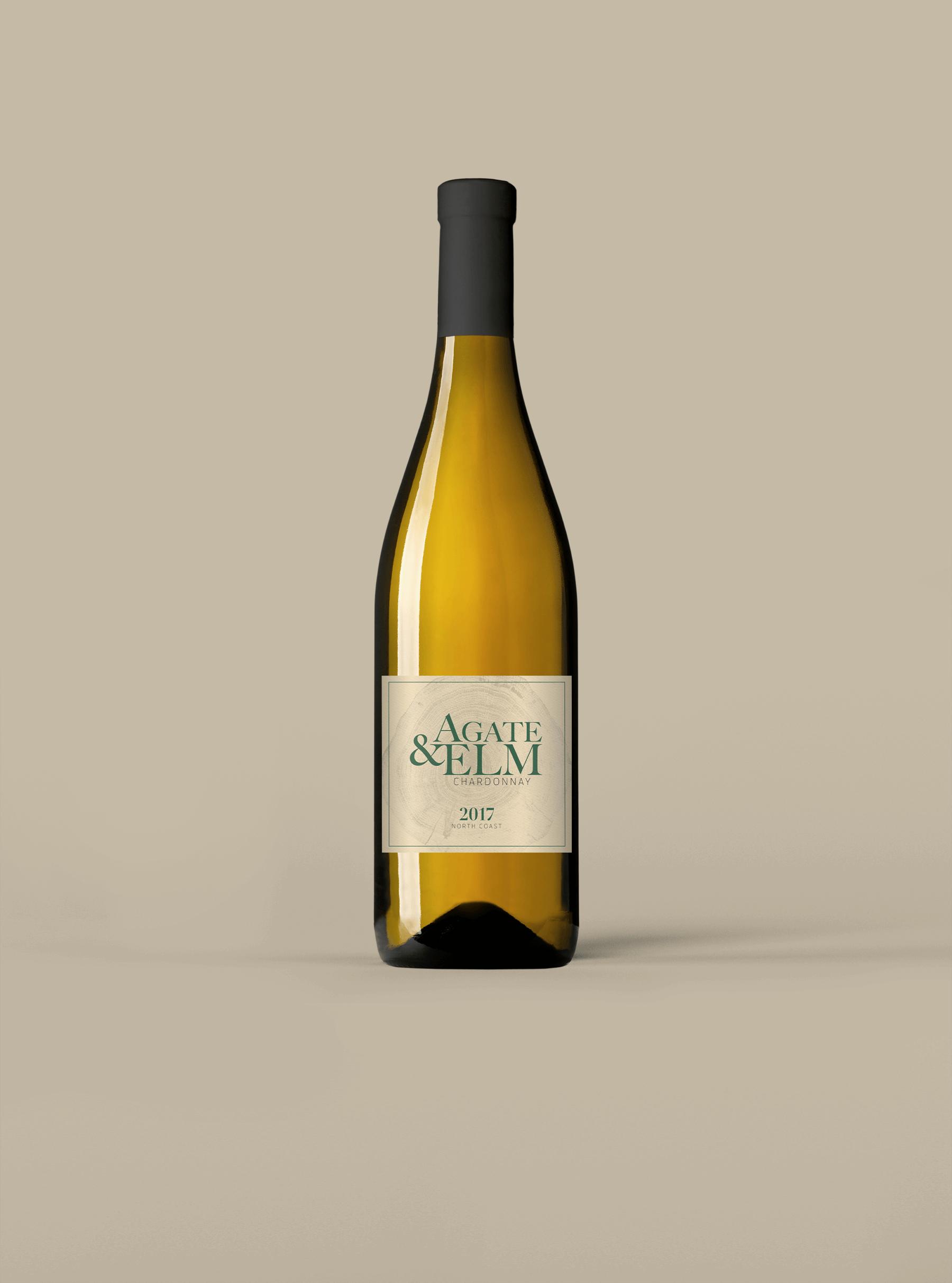 Agate & Elm North Coast Chardonnay