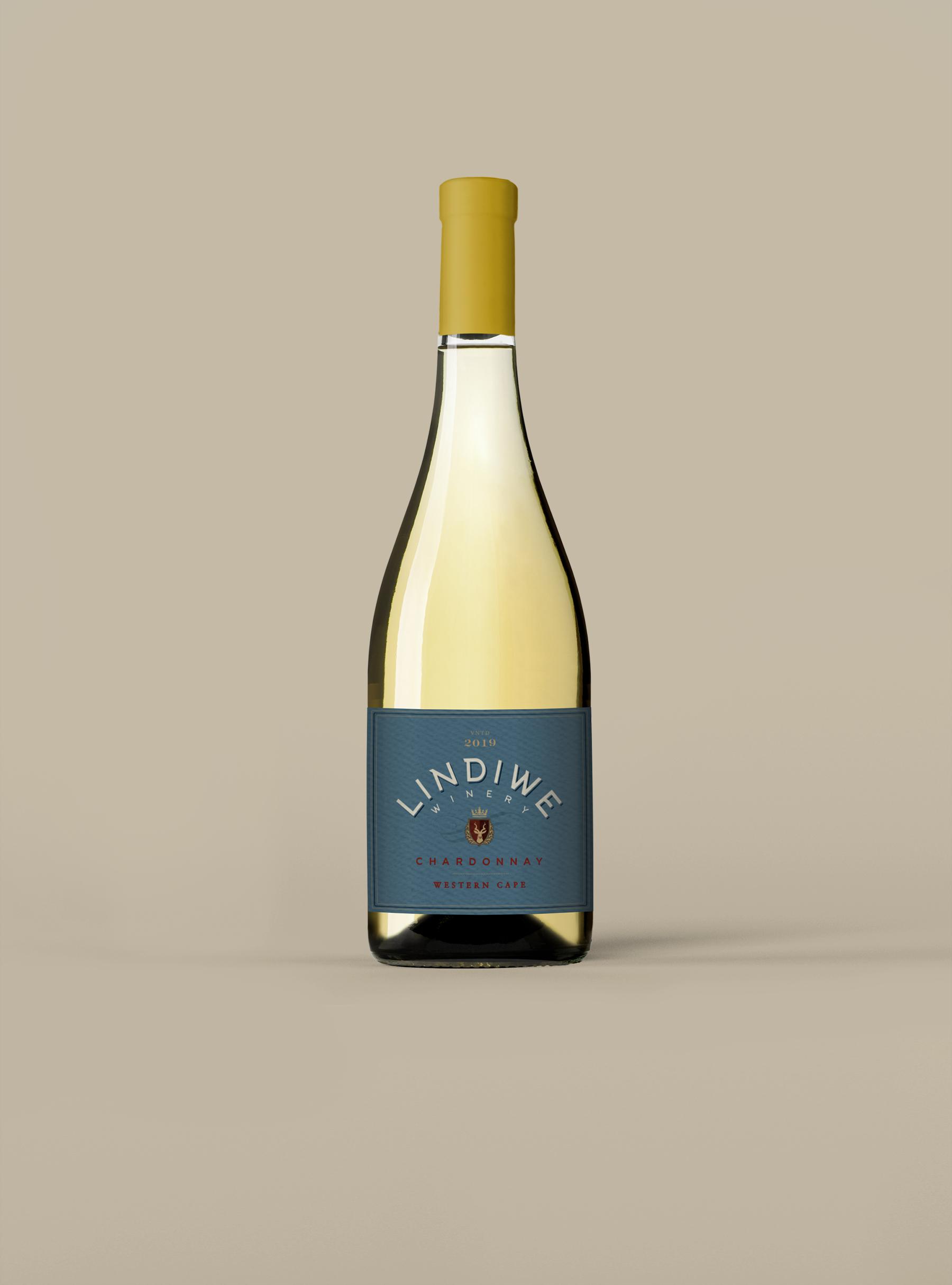 Lindiwe Winery Western Cape Chardonnay